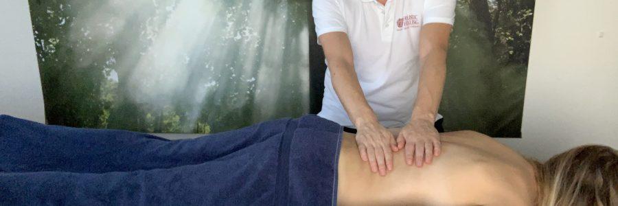 Pijn in je rug nek of schouder ?   Last van stress of andere klachten?   Maak een afspraak!